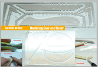 Modeling Saw and Ruler