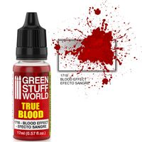 1718 Pintura Blood Effect paint - TRUE BLOOD
