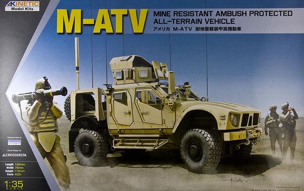 RYEFIELD RM1001 1//35 M-ATV 16.0xR20 RESIN WHEELS FOR RM5032 MODEL KIT