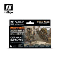 70206 WWII German Infantry Set