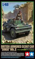 "British Armored Scout Car ""Dingo"" Mk.II - Image 1"