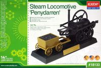 Steam Locomotive Penydarren Education Model Kit - Image 1
