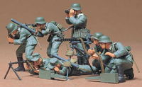German Machine Gun Troops - Image 1