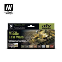 71619 Middle East Wars (1967's to Present) Set