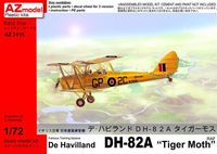 "De Havilland D82A ""Tiger Moth"" RAF - Image 1"