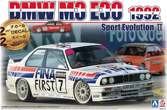Bmw M3 E30 1992 Sport Evolution II - Image 1