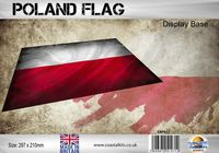 Poland Flag 297 x 210mm - Image 1
