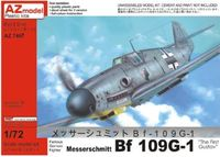 BF-109G-1 First Gustav