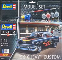 56 Chevy Custom Model Set