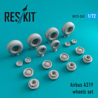 A319 wheels set