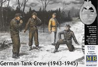 German tank crews, 1943-1945 Kit #1