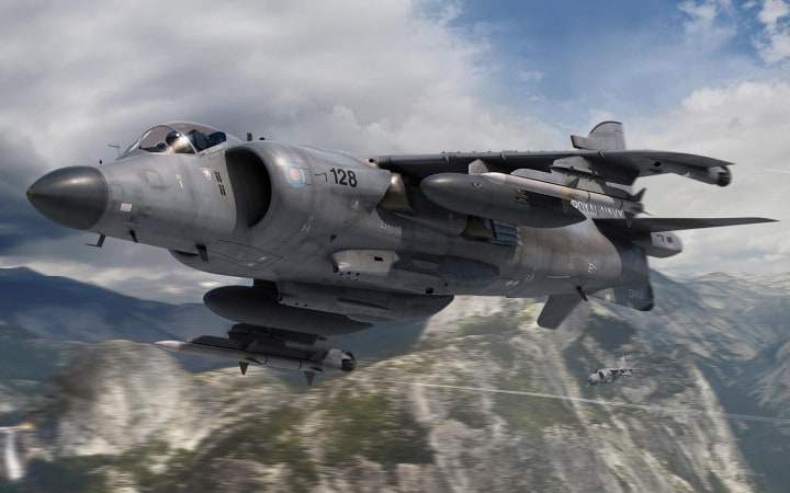 Sea Harrier FA2 - Image 1