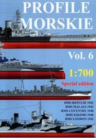 Profile morskie Vol. 6 Special edition