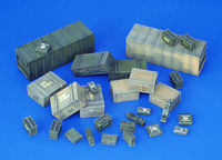 Ammunition Transportational Containers, Allies - WWII