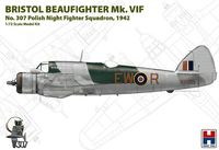 Bristol Beaufighter Mk. VIF No. 307 Polish Night Fighter Squadron, 1942