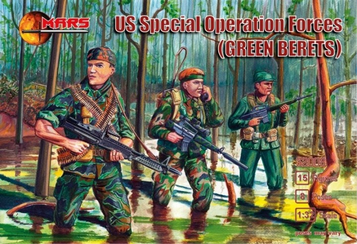 US Special Forces (Green Berets) - Image 1