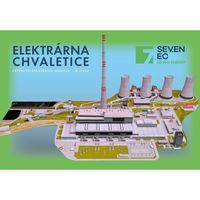 Elektrownia w Chvaletice (Power plant in Chvaletice)