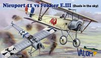 Nieuport 11 vs Fokker E.III (Duels in the sky) - Image 1