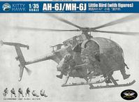AH-6J/MH-6J Little Bird (with figures)