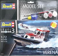 Search & Rescue Daughter-Boat VERENA Model Set