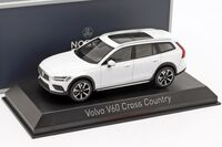 VOLVO V60 Cross Country 2019 Crystal White
