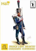 1808-1812 French Light Infantry Chasseurs Command