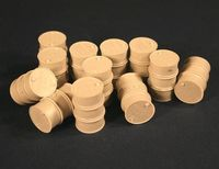 WWII French Fuel Drums (200L) - Image 1