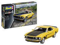 69 Ford Mustang Boss 302 - Image 1