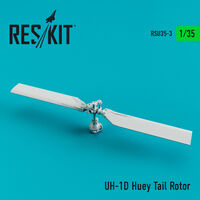 UH-1D Huey Tail Rotor