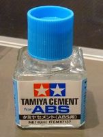 Tamiya Cement (for ABS) (40ml) - Image 1