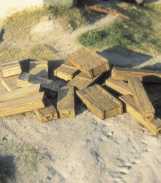 German Ammo Boxes - Image 1