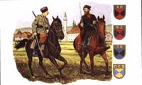 GERMAN COSSACK CAVALRY