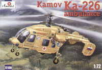 Kamov Ka-226 Russian Ambulance helicopter