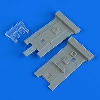 Bristol Beaufighter cockpit´s doors REVELL