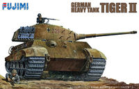 German Heavy Tank Tiger II