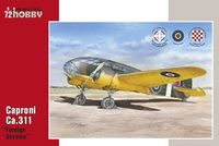 Caproni Ca.311 Foreign Service (Raf, Yugoslav and Croatian)