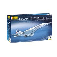 BAC/Aerospatiale Concorde (Air France) Gift Set (paints and glue)