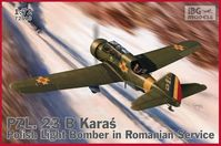 PZL.23B Karaś Polish Light Bomber in Romanian Service