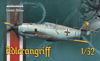 Bf 109E ADLERANGRIFF Limited edition - Image 1