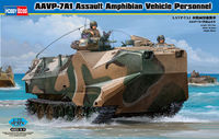American AAVP-7A1 Assault Amphibian Vehicle Personnel