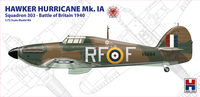 Hawker Hurricane Mk. IA Squadron 303 Battle of Britain 1940