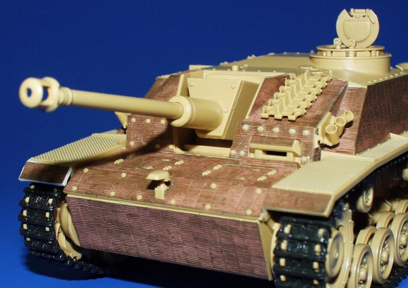 G EDUARD BIG3520 1//35 StuG TAMIYA III Ausf