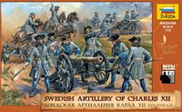 Swedish Artillery of Charles XII - Image 1