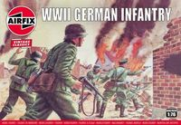WWII German Infantry - Image 1