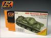 AK 553 Russian Green Moldulation Set