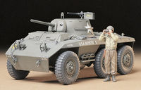 U.S. M8 Light Armored Car Greyhound - Image 1