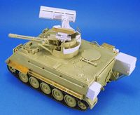 IDF Machbet Conversion set (For Academy/Italeri)