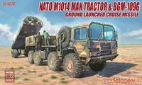 NATO M1014 MAN Tractor & BGM-109G Ground Launched Cruise Missile - Image 1