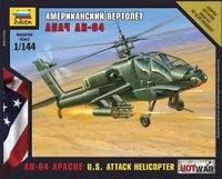 AH-64 Apache U.S. Attack Helicopter