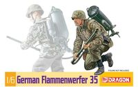German Flammenwerfer 35